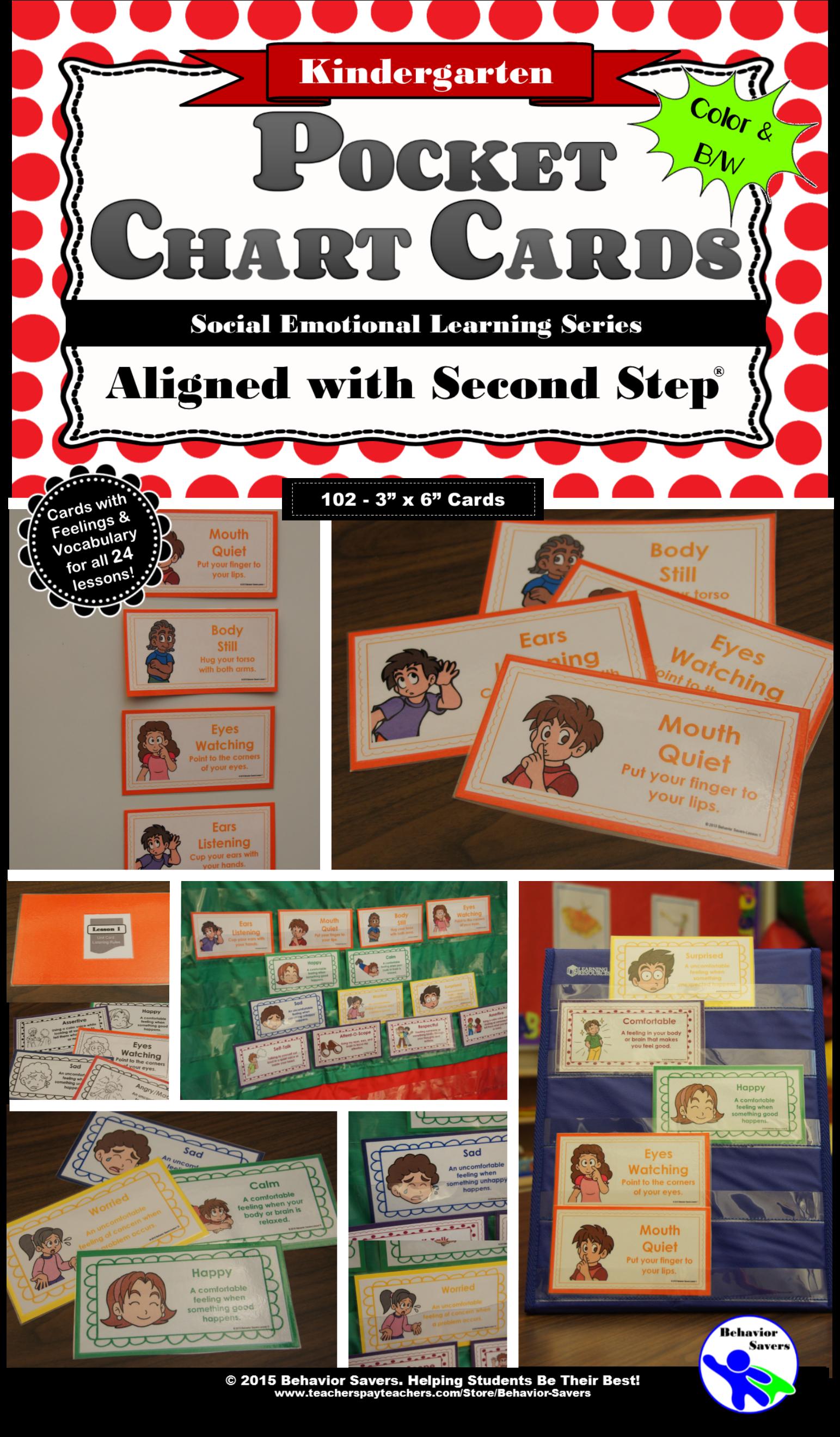 Second Step Kindergarten