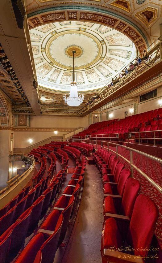 The Ohio Theater Dome, Columbus, Ohio   Ohio, Classical ...