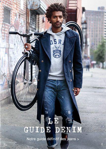 Denim Ralph Style Casual Lauren amp; Supply Jeans Homme Projet Et rArFpn