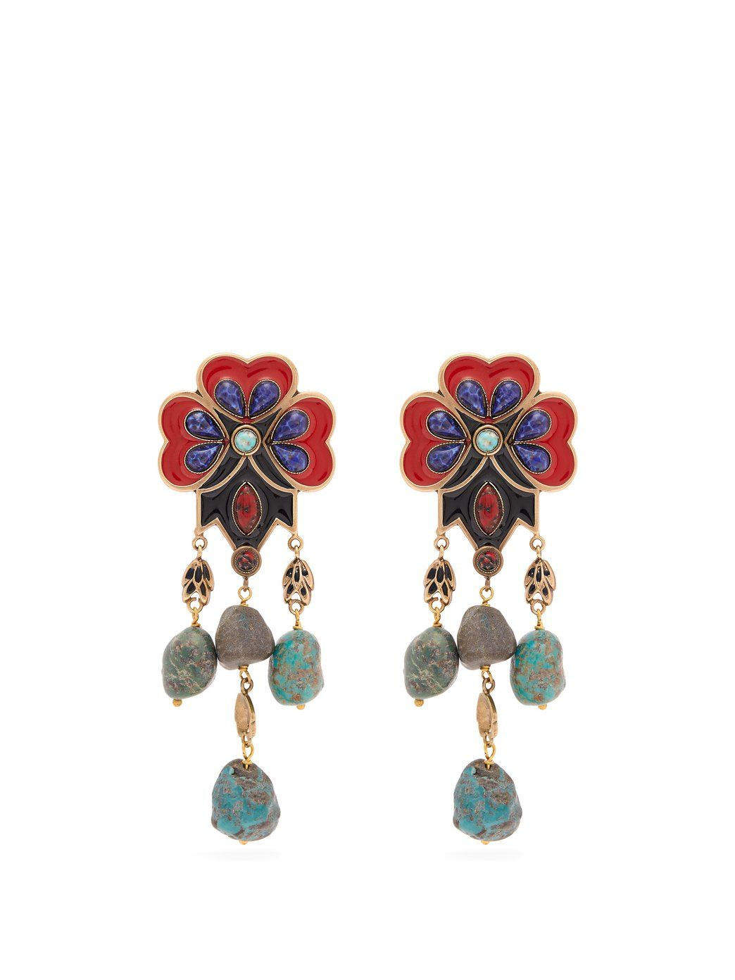 78dd7d7936fcf3 Earrings by Etro | Fashion Earrings Selection | Earrings, Fashion ...