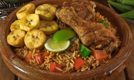 Foods Of Ghana