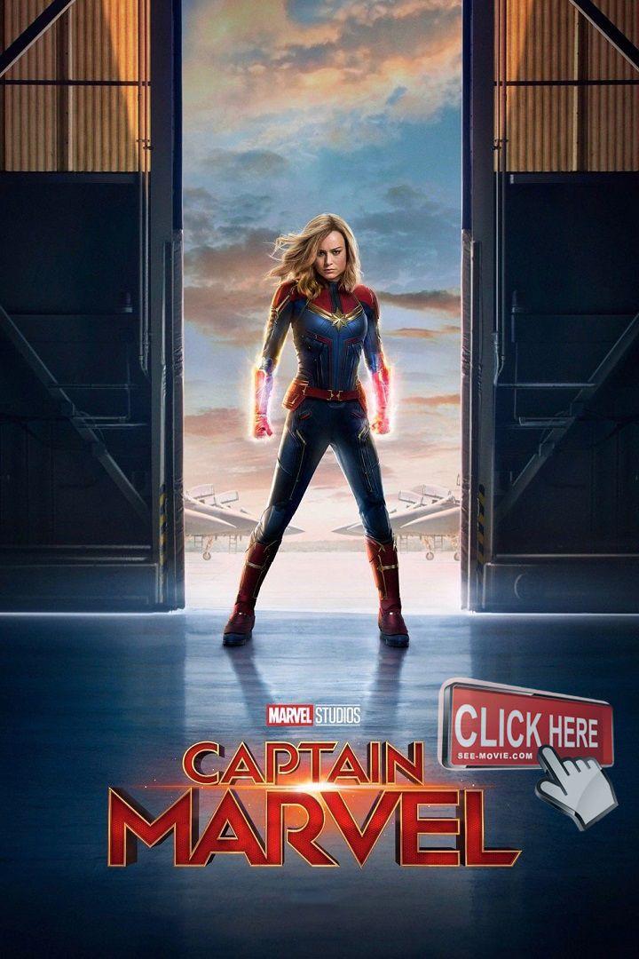 Captain Marvel Ganzer Film 2019 Online Frei Brie Larson Live Streaming Captain Marvel Marvel Marvel Films