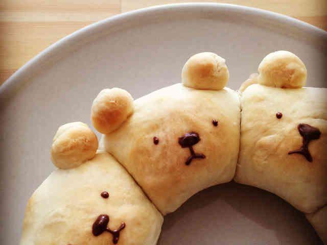 作り 簡単 パン
