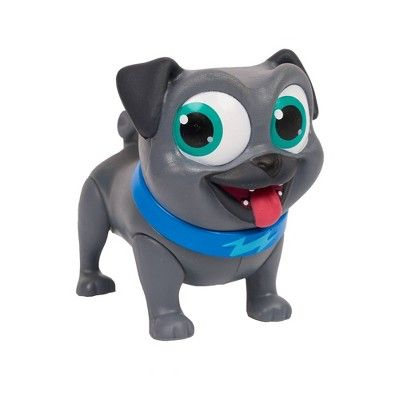 Disney Puppy Dog Pals Deluxe Figure Set In 2020 Dogs Puppies