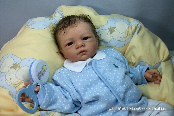 Nicky от Christa Götz. Куклы реборн Галины Людвиг / Куклы Реборн Беби - фото, изготовление своими руками. Reborn Baby doll - оцените мастерство / Бэйбики. Куклы фото. Одежда для кукол