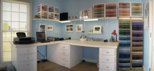 Scrapbook Furniture For Organizing And Storing Your Supplies