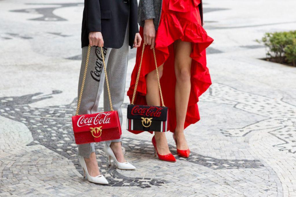 The Coca-Cola x PINKO Handbag Collection Is Some Serious Eye Candy bbbc4708356