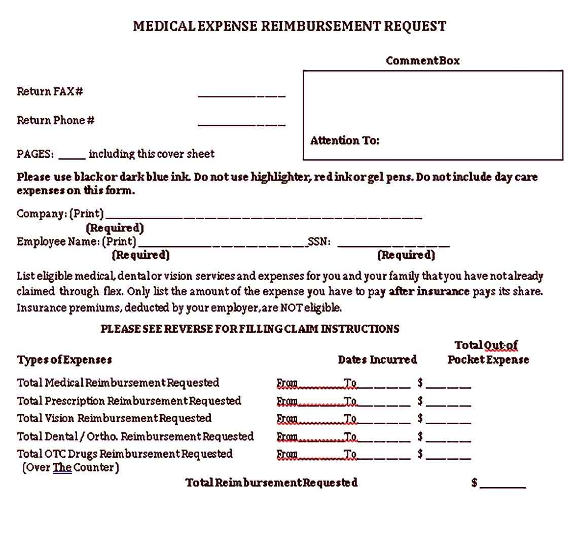 Sample Medical Receipt Template Receipt Template Medical Words Medical