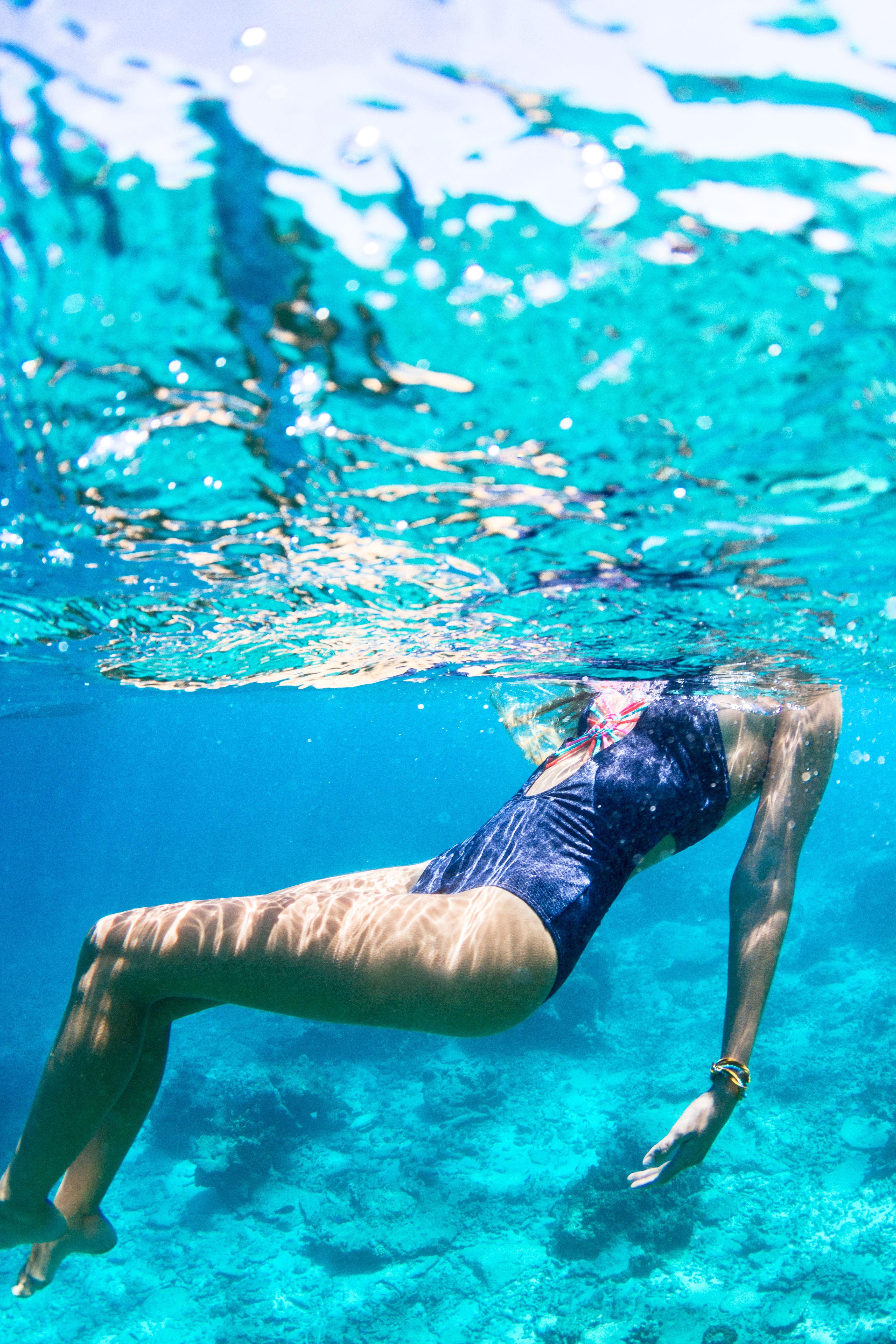Get lost underwater #LovingLost