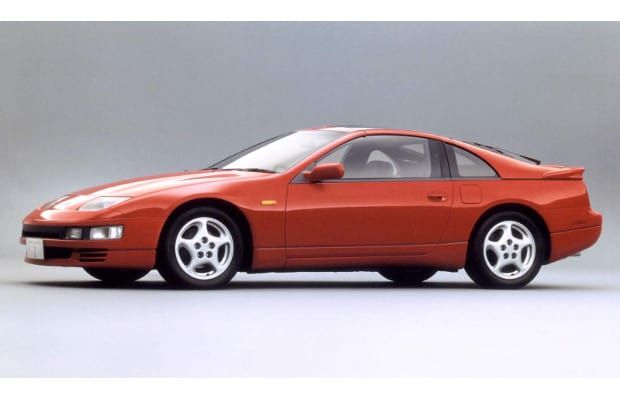 Nissan 300ZX   The 25 Best Cars Of The U002790s | Complex