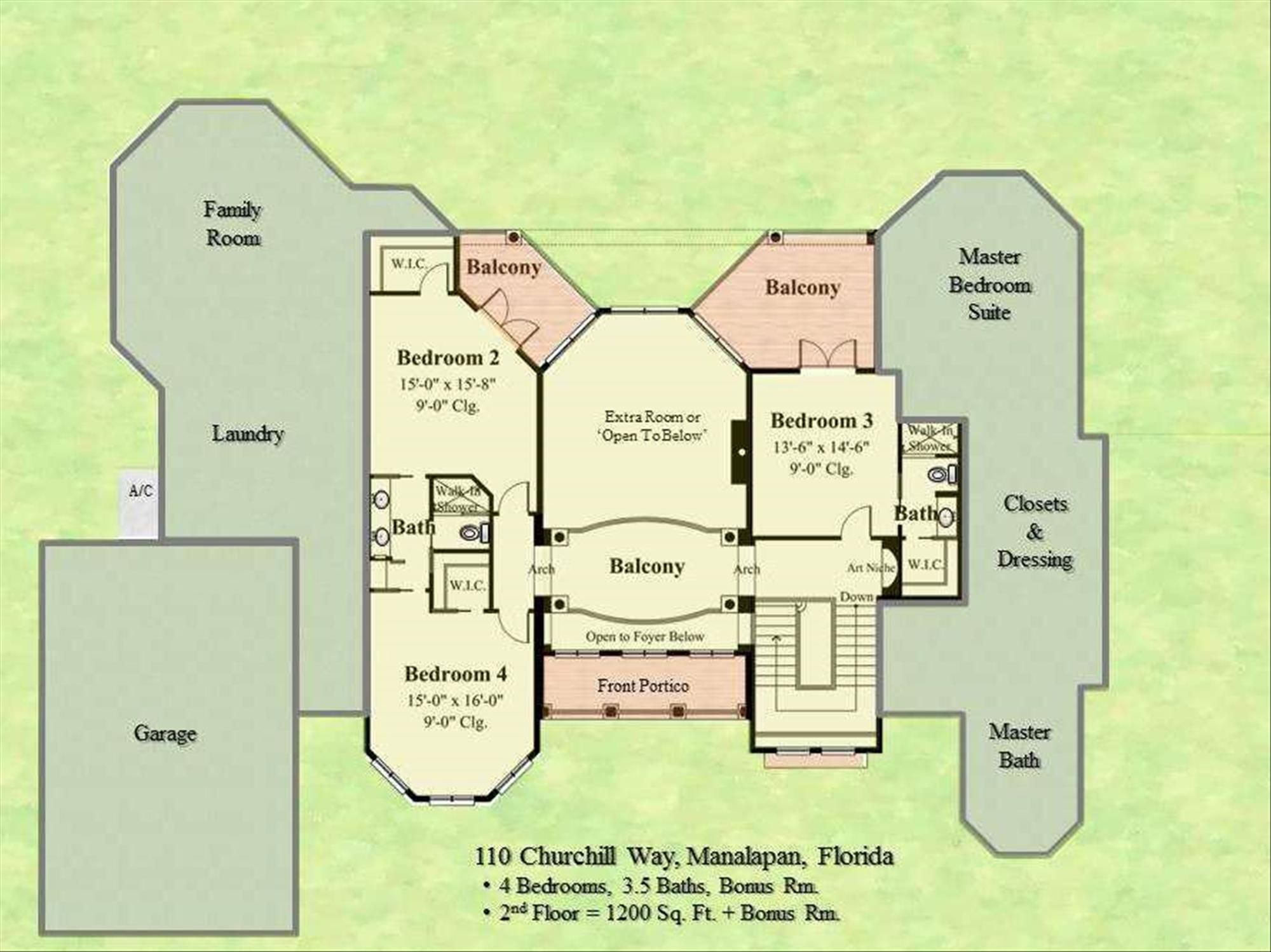 Luxury master bedroom floor plans  Pin by Pascal Liguori u Son on SOLD u  Churchill Way Manalapan