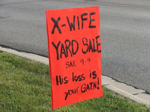 Another X Yard Sale Does A Certain Gender Just Shop These Sales Must Be Some Good Deals Yard Sale Signs Funny Yard Sale Signs Garage Sale Signs