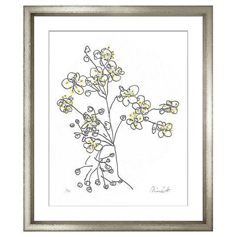 simple artwork - flowers
