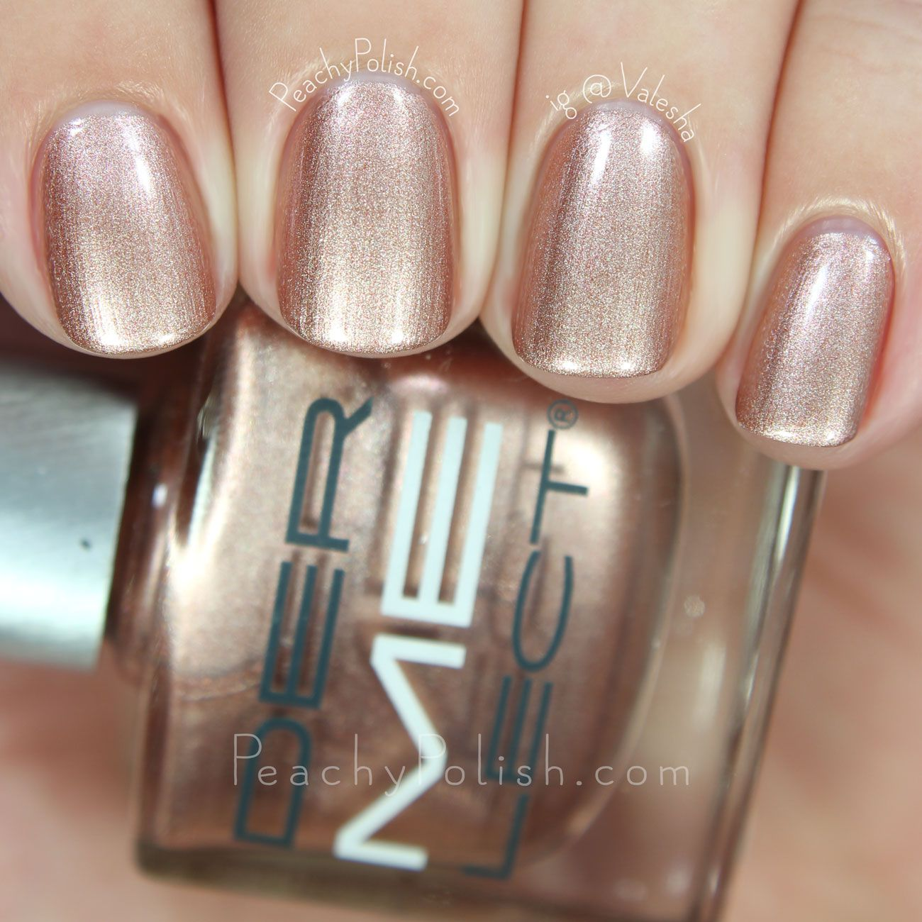 Dermelect Halo | Inner Wild Collection | Peachy Polish | 2015 \'ME ...