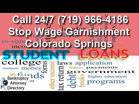 How To Stop Wage Garnishment For Federal Student Loans in Colorado Springs https://drive.google.com/open?id=1FPGTaI7Qp69ZdWYQ7Th1RpVYWjs&usp=sharing https://www.youtube.com/playlist?list=PLhD29wp-pYvMho4Ar009zKmKhRKKJjb8p http://www.bkpros.net/find-a-lawyer/ https://youtu.be/2Au8kSFqswM