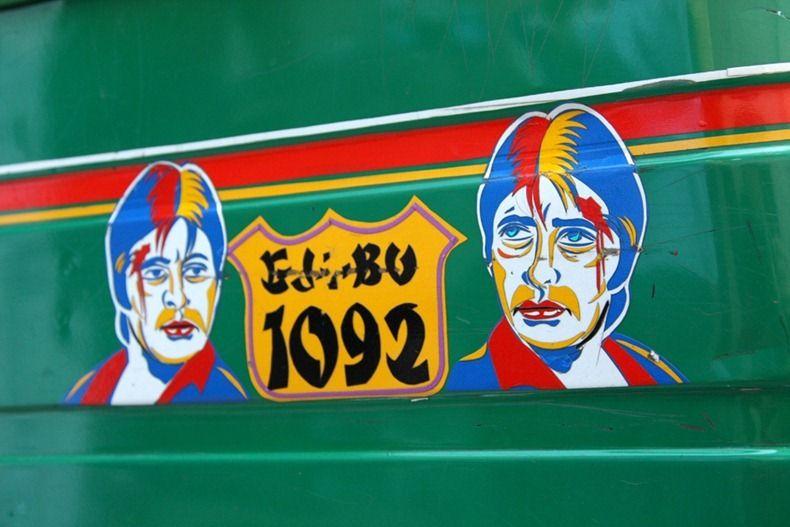 Colorful Indian Street Art Amusing Planet Street Art Indie Art Street Art Graffiti
