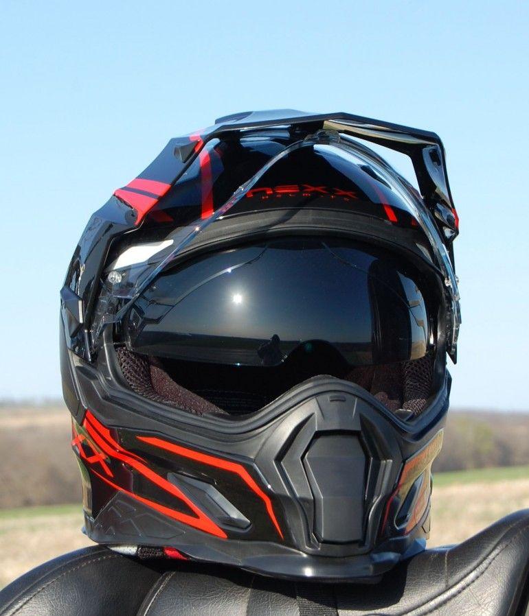 NEXX XD1 Helmet, Motorcycle helmets, Motorcycle gear