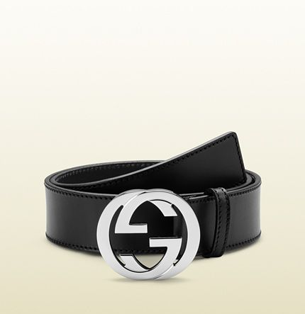 3d8d9af4841 Must have the Gucci - belt with interlocking G buckle