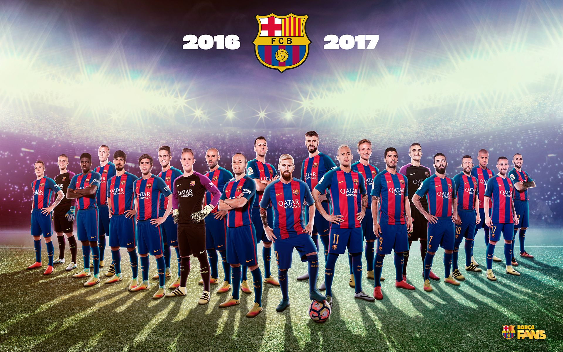 Pin En I Am A Big Fan Of Fc Barcelona