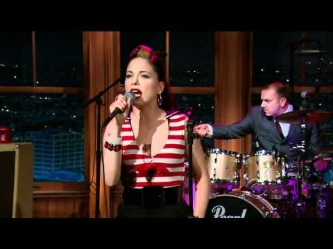 "Imelda on Craig Ferguson: ""Mayhem"""