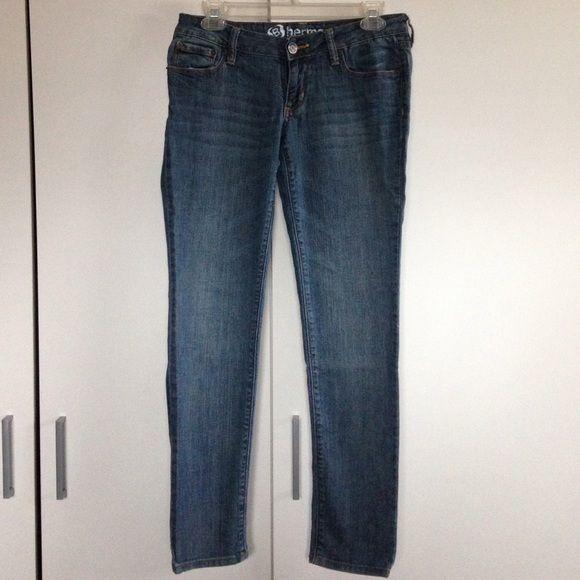 Pacsun bullhead hermosa super skinny jean Bullhead super skinny size 5 short denim. Hermosa style from pacsun. Light denim PacSun Jeans Skinny