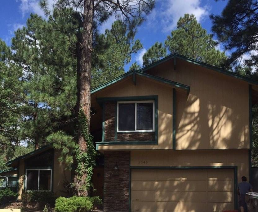Dec 16 2018 Entire Home Apt For 199 Bring The Whole Family Or Your Friends To This Spacious Mountain Home Located Indoor Spa Renting A House House Styles