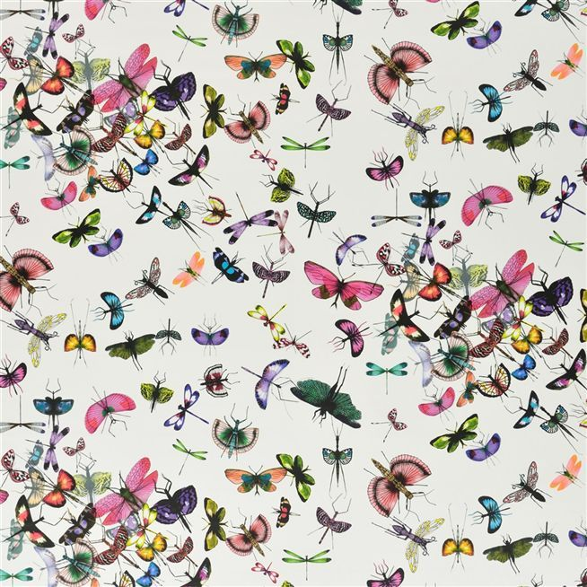 Butterfly wallpaper from february 2016 better homes and gardens butterfly wallpaper from february 2016 better homes and gardens mariposa perroquet fabric sisterspd