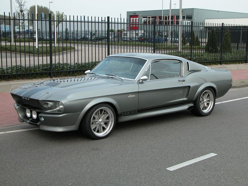 1969 Shelby Mustang Gt500 Eleanor Shelby Mustang Gt500