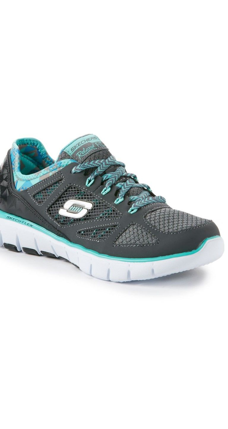 These Sketchers are gym-class ready