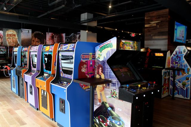 16-Bit Bar + Arcade locations. | Cincinnati | Pinterest | 16 bit and ...