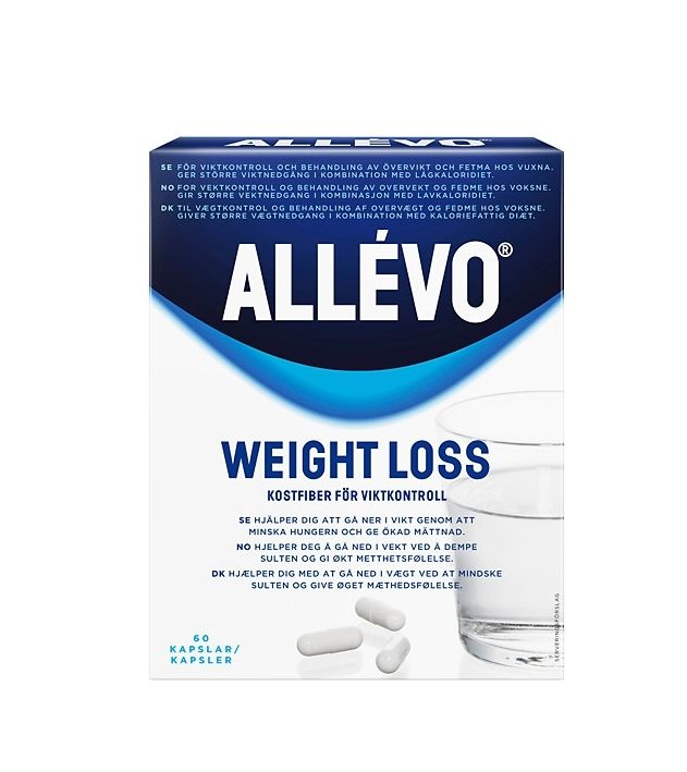 allevo weight loss biverkningar