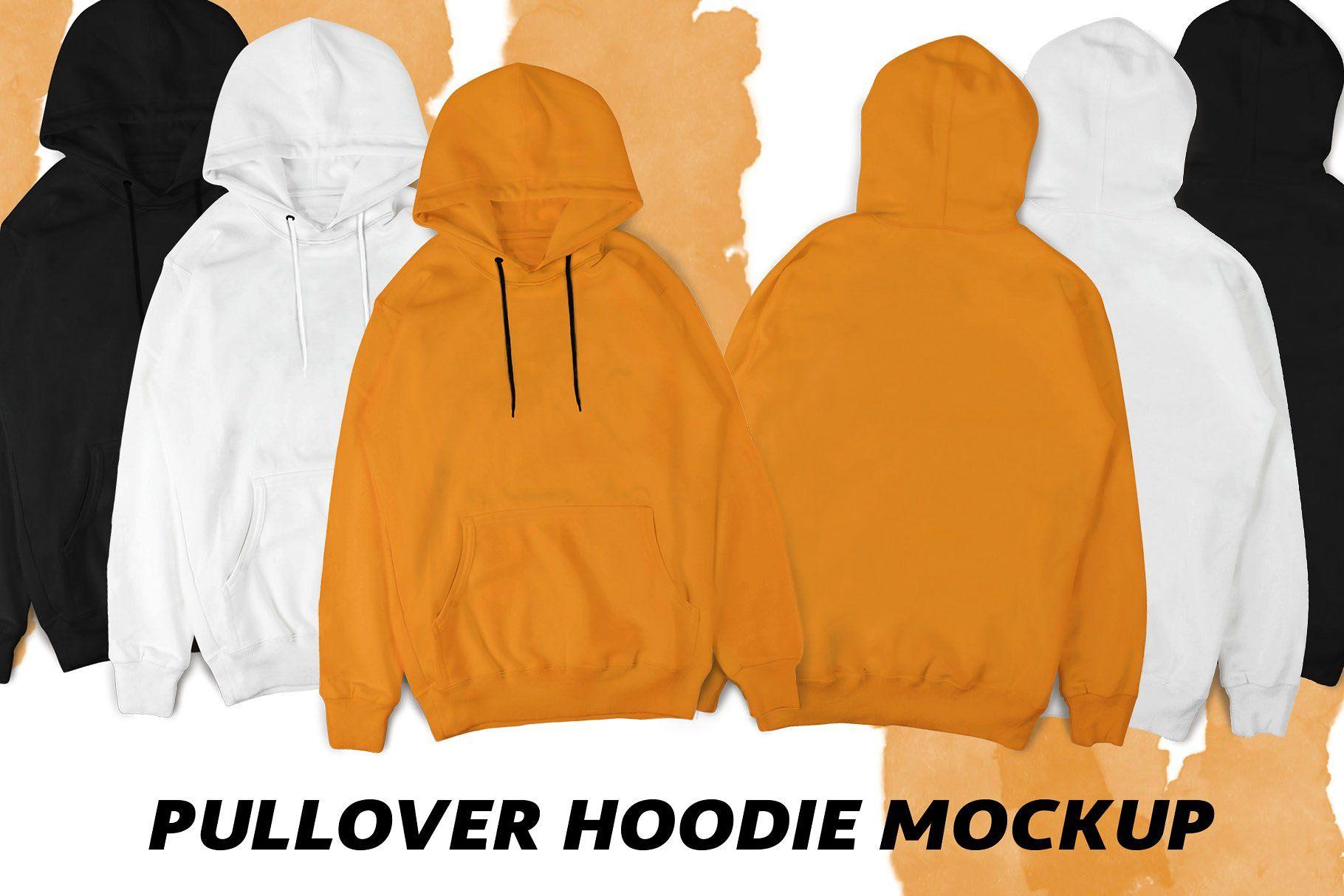 Download Realistic Pullover Hoodie Hoodie Mockup Free Hoodie Mockup Hoodie Design