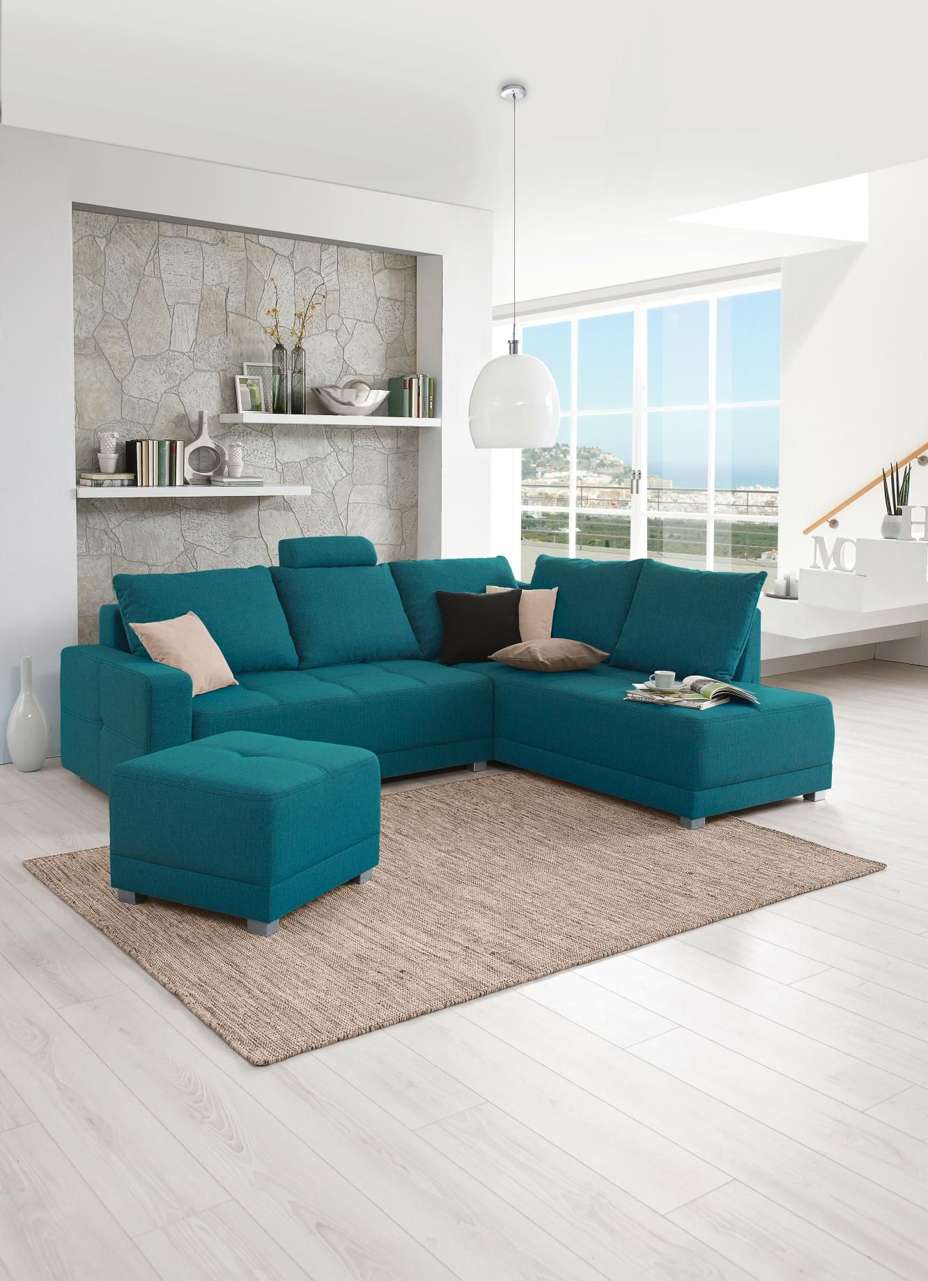 Wohnlandschaft In Textil Rot Sofas Couches Pinterest Couch
