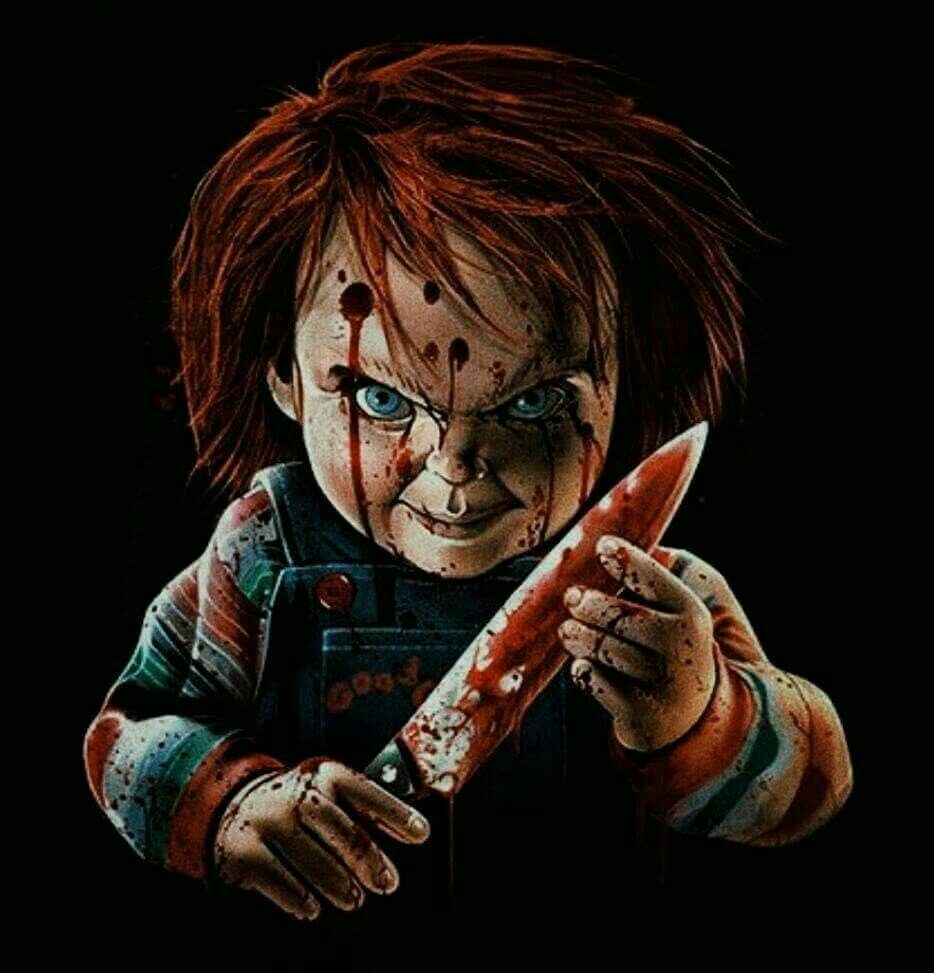 Pin by ashley allison on Chucky (With images) Horror freaks