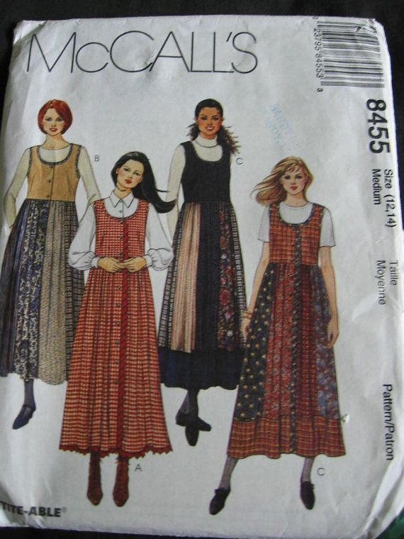 a57270885a07 womans jumper dress patterns