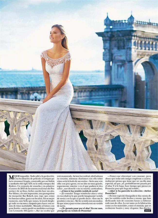 בר רפאלי מתכוננת לחתונה Wedding Dresses Wedding Dresses Lace Bar Refaeli