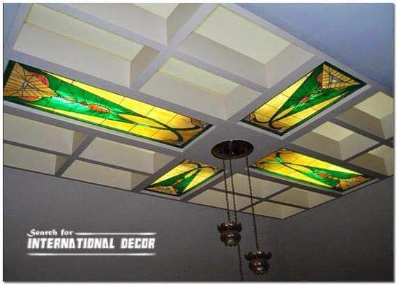 stained glass ceiling light designs jpg 569 409 gulshr