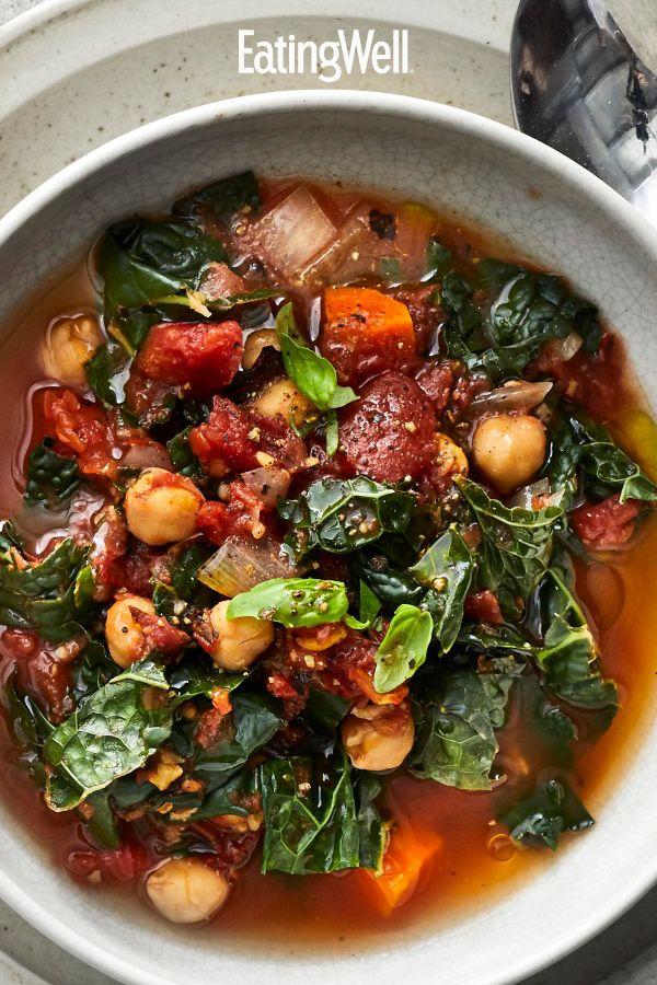 Slow Cooker Mediterranean Stew Recipe Easy Mediterranean Diet Recipes Stew Recipes Slow Cooker Recipes Healthy