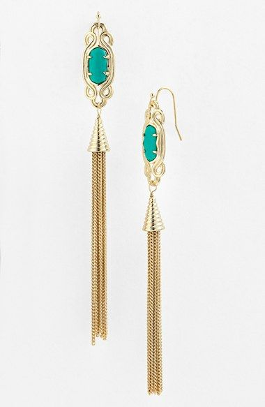 d928012f2 Kendra Scott 'Marrakech - Erin' Linear Earrings available at #Nordstrom