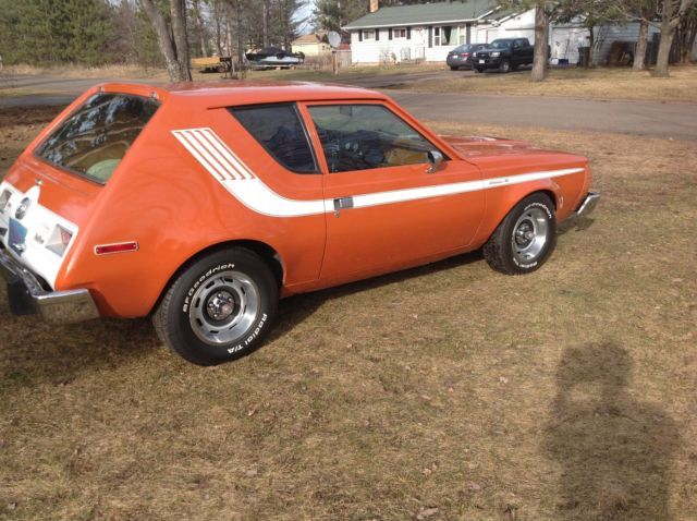Original Survivor 1974 Amc Gremlin X Factory 304 V8 No Reserve For
