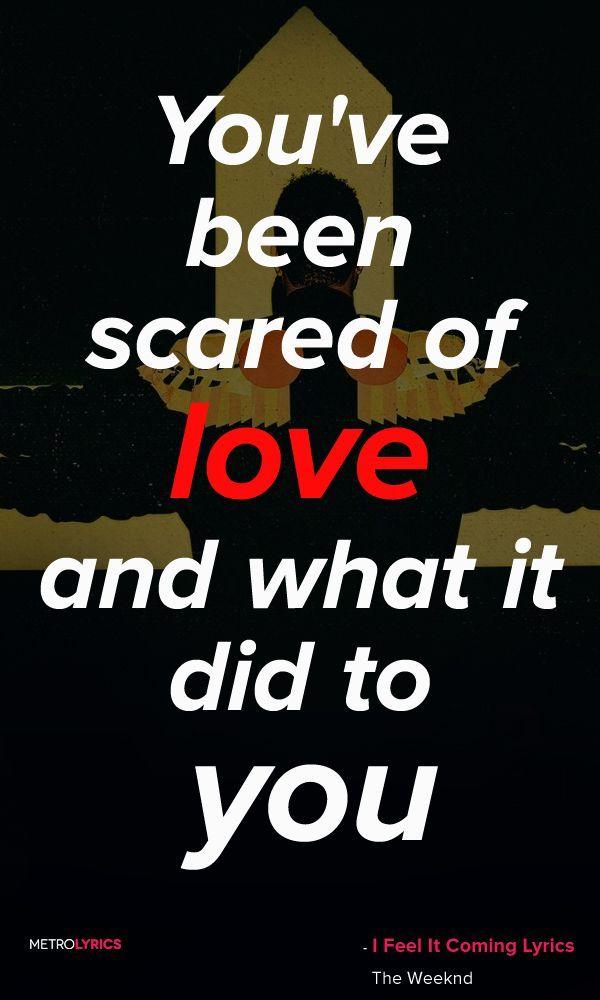 Lyric enemy the weeknd lyrics : 君は愛が怖いというけど、どんな悪さをされたんだい?」— The Weeknd ...