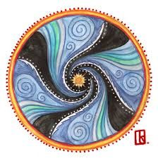 Image result for labyrinth mandalas