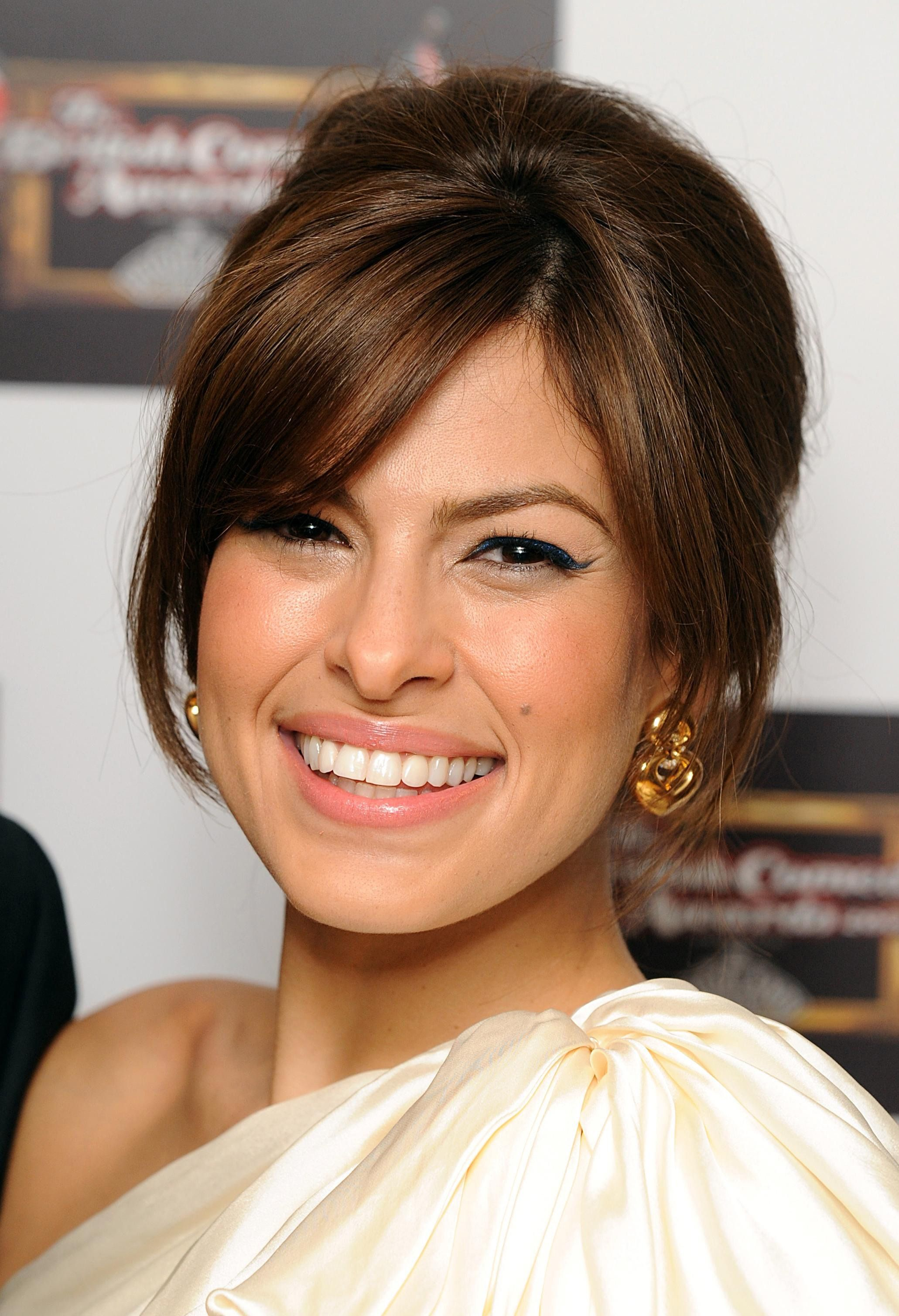 Eva Mendes Mother Of The Bride Hair Bride Hairstyles