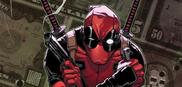Deadpool origem