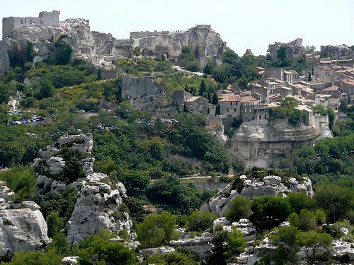 Les Baux De Provence Provence Alpes Côte D Azur France Cool Places To Visit Places To Go France Travel