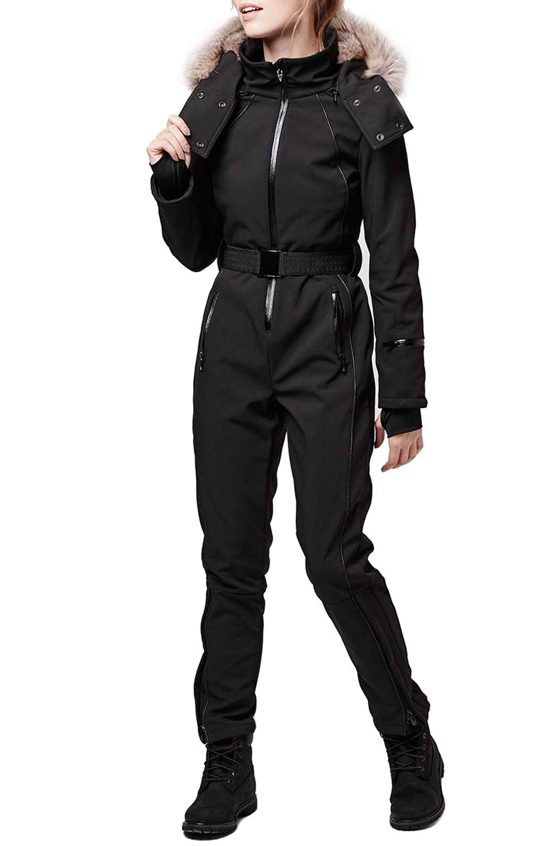 48c88372dc4d Topshop  Arya  All-in-One Ski Jumpsuit