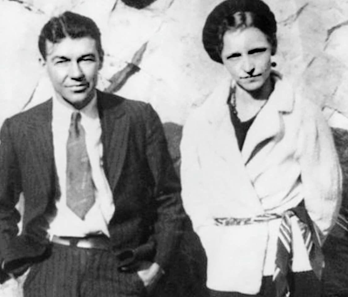 Bonnie And Clyde Fotografias Antigas Fotografias