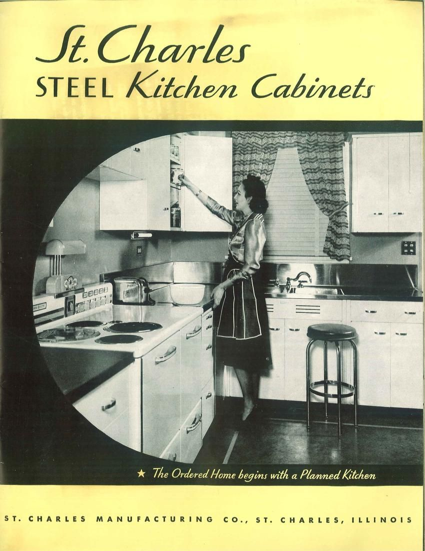 St Charles Steel Kitchen Cabinets St Charles Manufacturing Company Free Download Borrow And Streaming Internet Archive Steel Kitchen Cabinets Metal Kitchen Cabinets St Charles