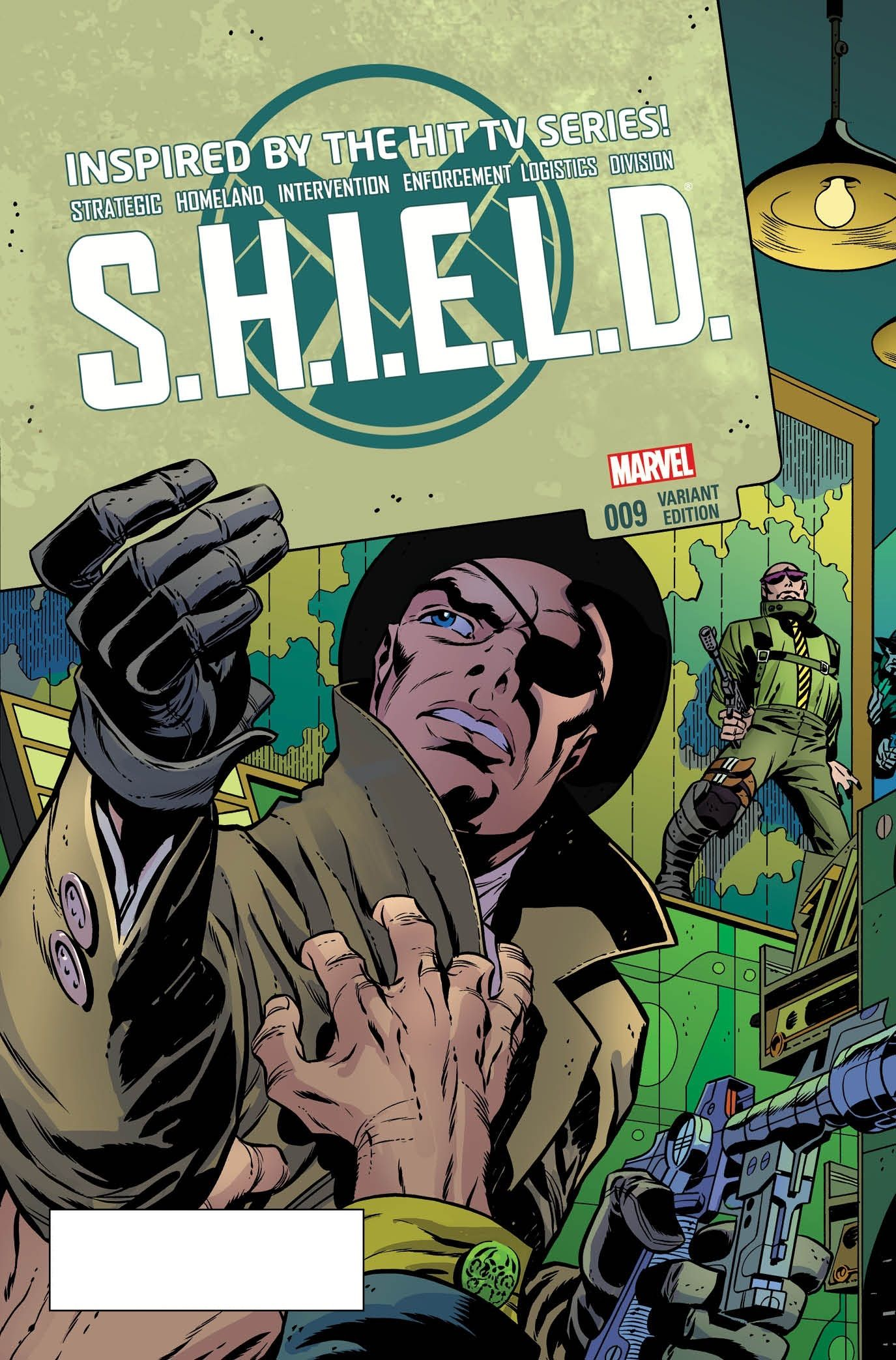 Celebrate 50 Years of S.H.I.E.L.D. – Your New Look at S.H.I.E.L.D. #9!, This August, celebrate a half century of Marvel's premier intelligence agency in one colossal issue! Today, Marvel is pleased to present your new lo...,  #AlEwing #ArtAdams #HowlingCommandos #JackKirby #JimSteranko #JulianTotinoTedesco #LeeFerguson #markwaid #MarvelComics #News #PressRelease #S.H.I.E.L.D. #S.H.I.E.L.D.#9 #StanLee #StefanoCaselli