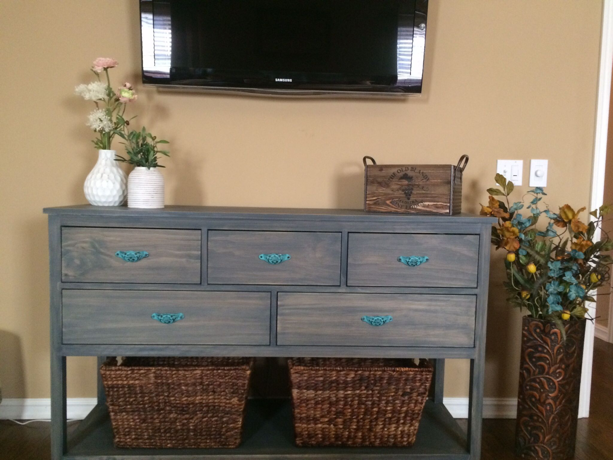 Best Ana White Wide Cabin Dresser Diy Projects With Images 400 x 300
